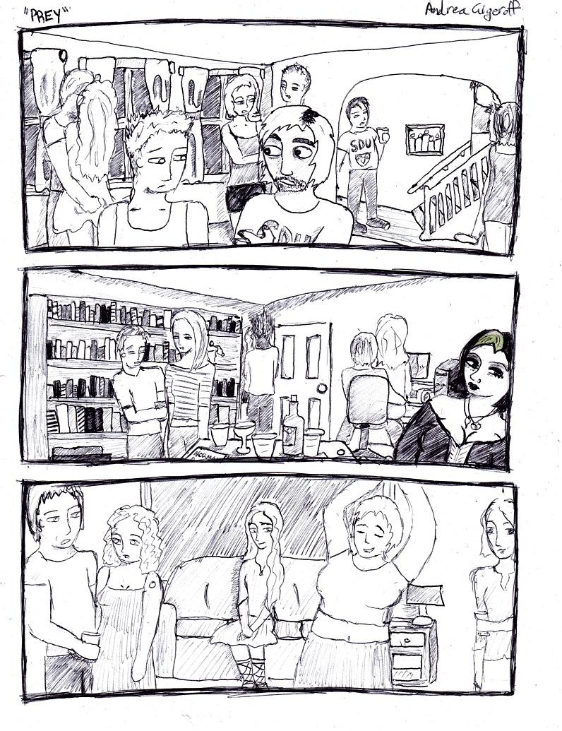 Prey - Page 1